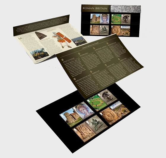 Roman Britain - Presentation Pack