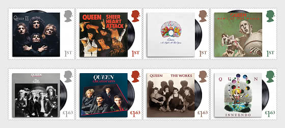 Pre-Order Music Giants IV - Queen - Set
