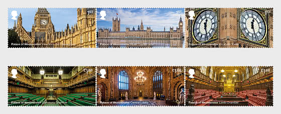 Palace of Westminster - Set