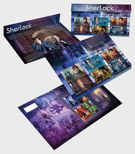 Sherlock - Presentation Pack