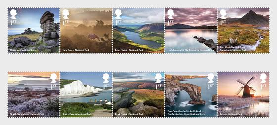 National Parks - Set