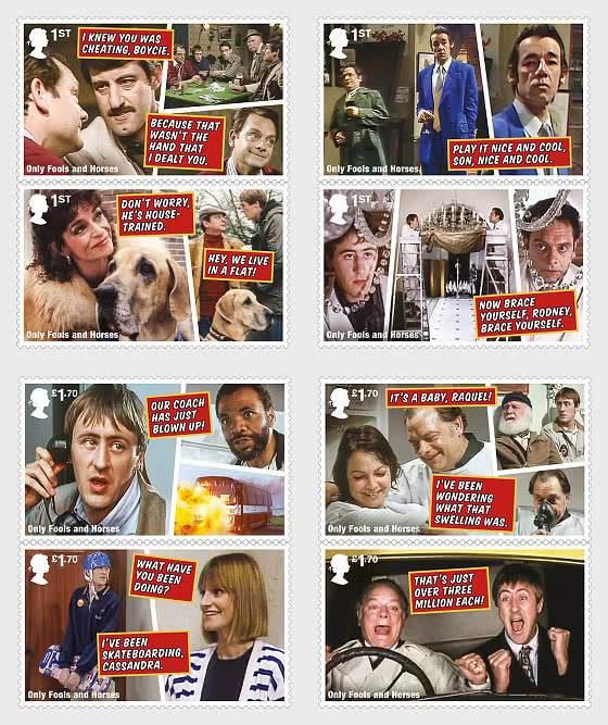 Only Fools and Horses - Set