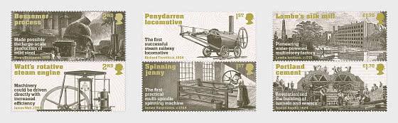 Industrial Revolutions - Set