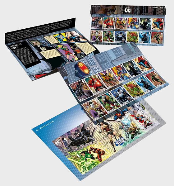 DC Collection - Presentation Pack