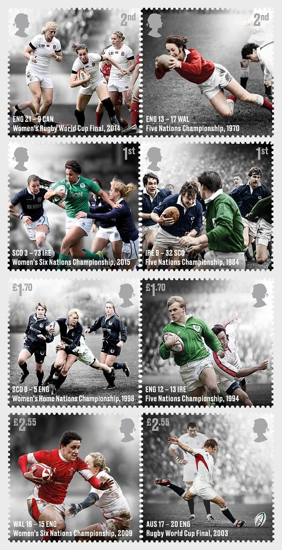 PRE-ORDER - Rugby Union - Set