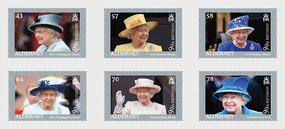 Her Majesty The Queen's 90th Birthday - Set