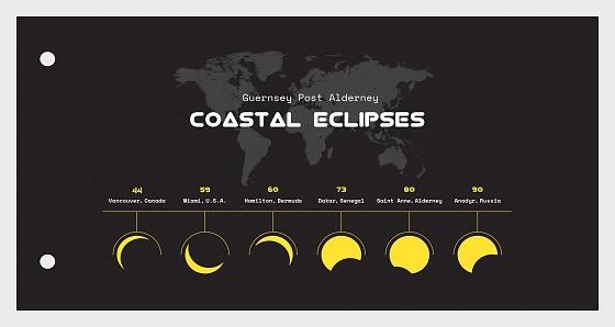 Alderney Coastal Eclipses (PP-S) - Presentation Pack
