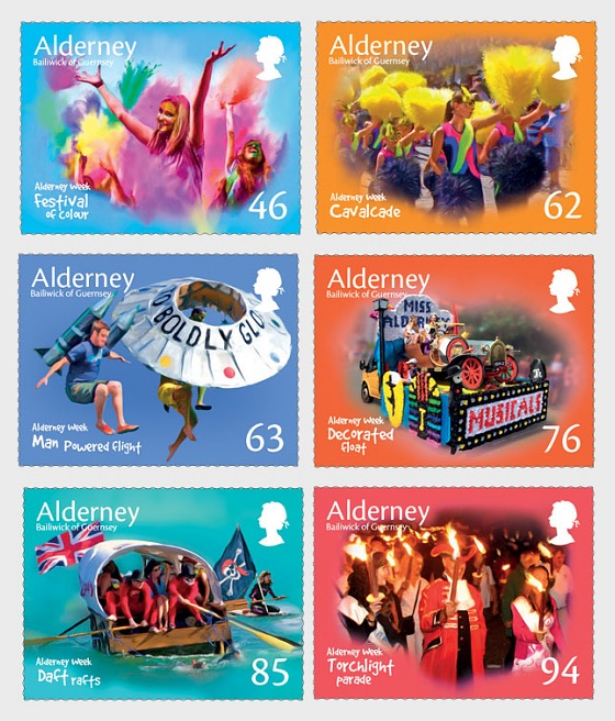Alderney Week - Set
