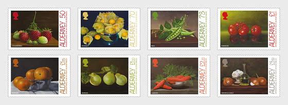 ONU - Année Internationale Des Fruits Et Légumes - Séries