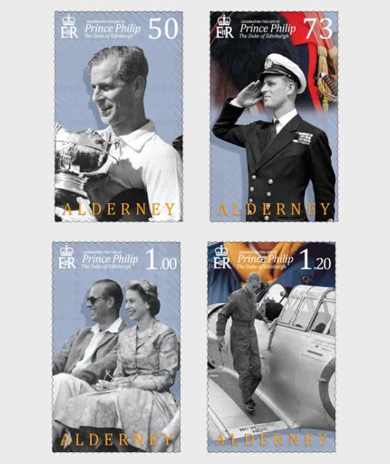 Celebrating The Life Of Prince Philip - Set