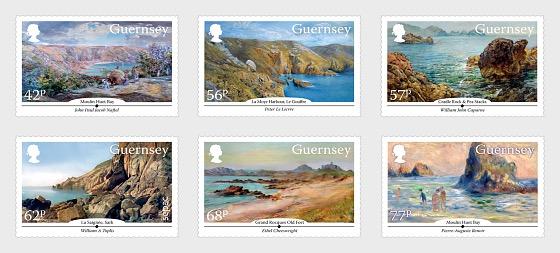 Sepac: Artists of Guernsey - Set