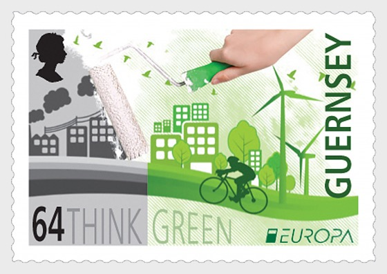 Europa 2016 - Think Green - Set