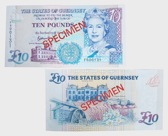 2015 £10 B.Haines signature - Banknote