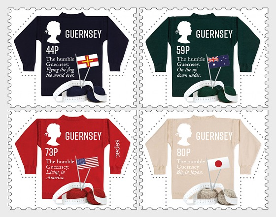 Sepac- Handcrafts The Guernsey Jumper - Set