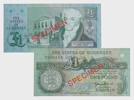 2016 £1 B. Haines signature Y Prefix - Banknote