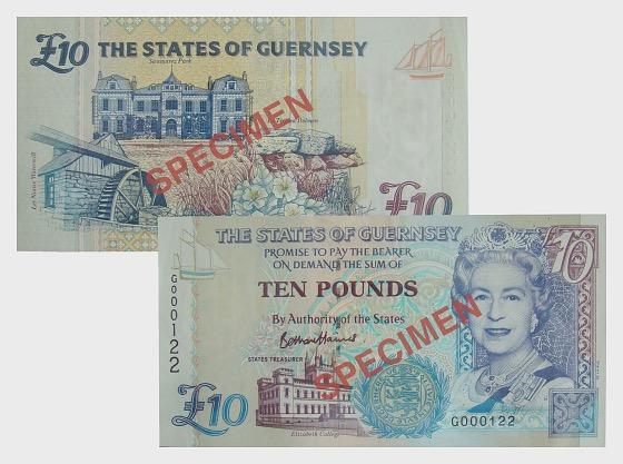 2016 £10 B.Haines signature G Prefix - Banknote