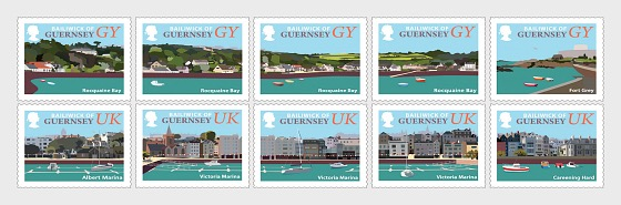 Guernsey Coasts - Set