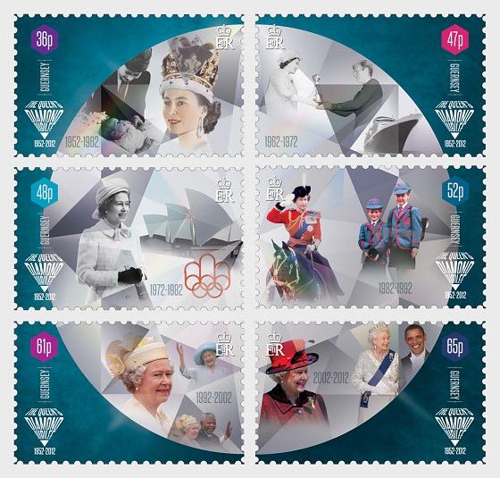The Queen`s Diamond Jubilee - Set