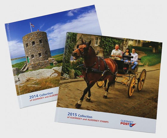 SPECIAL OFFER: Buy Guernsey Year Books 2014 & 2015 for £100 SAVE 25%! - Annual Product