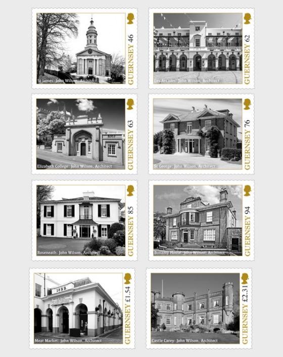 John Wilson Guernsey's Architect - Set