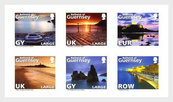 Abstract Guernsey 2 Self Stick - Set