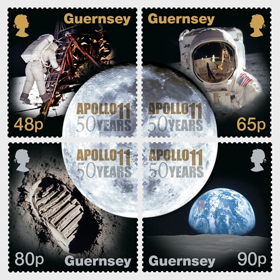 50th Anniversary of the Moon Landings - Set