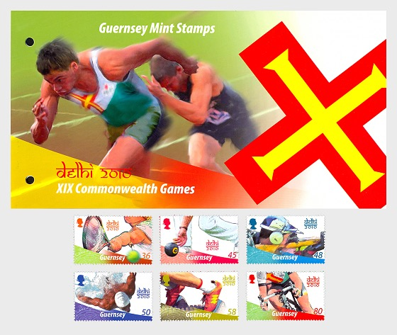 Commonwealth Games - Presentation Pack