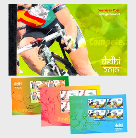 Commonwealth Games - Stamp Booklet