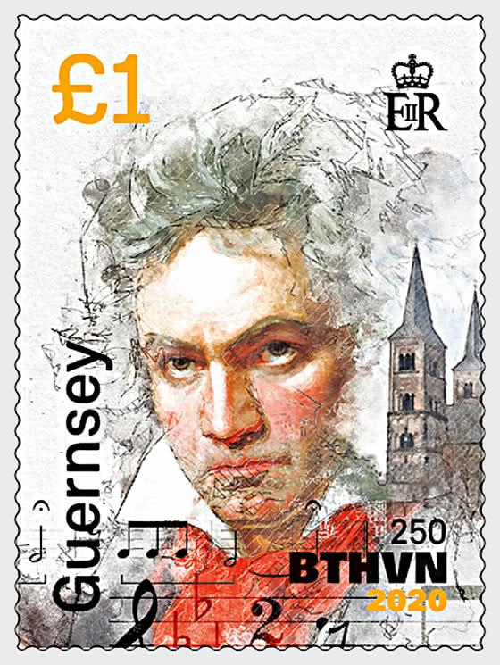 250 ° Anniversario di Beethoven - Parte 2 - Serie