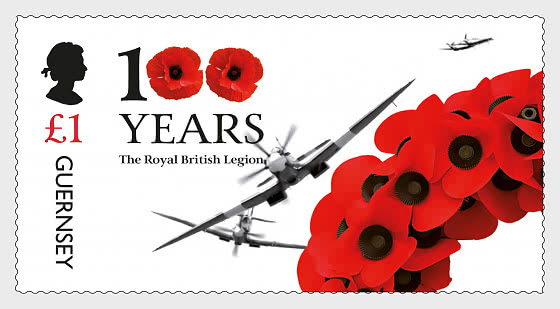 Centenary of the Royal British Legion Part 1 - Set