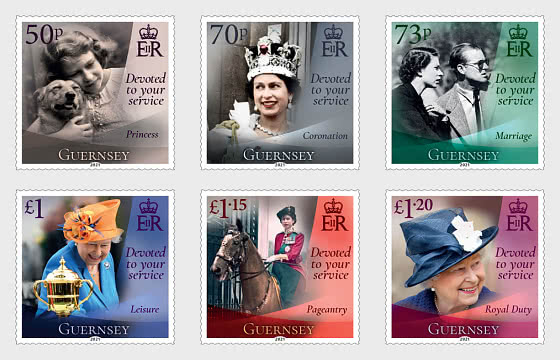 Her Majesty The Queen`s 95th Birthday - Set