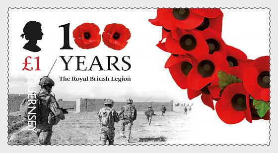 Centenario della Royal British Legion - Parte 3 - Serie