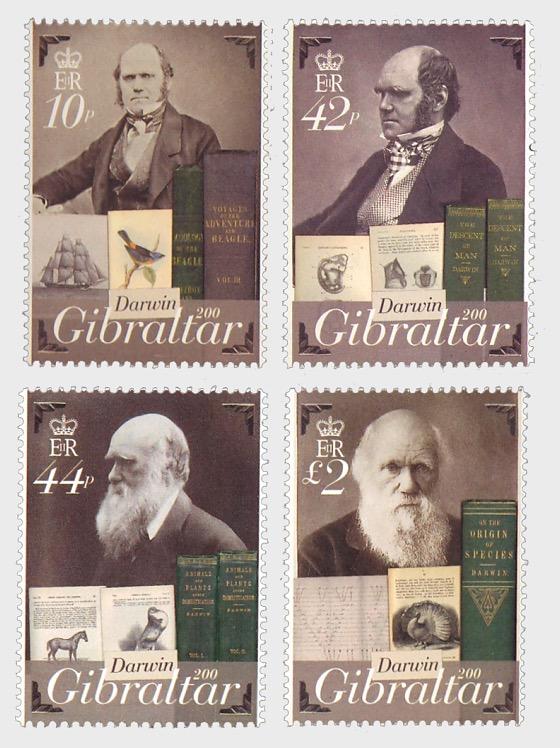 Darwin 200th Anniversary - Set