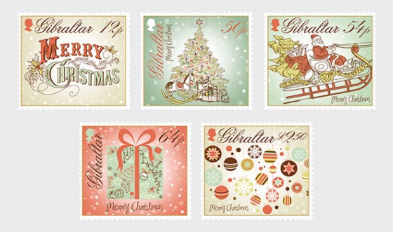 Christmas 2013 - Set Mint - Set