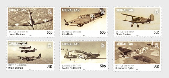 Battle of Britain 70th Anniversary - Set