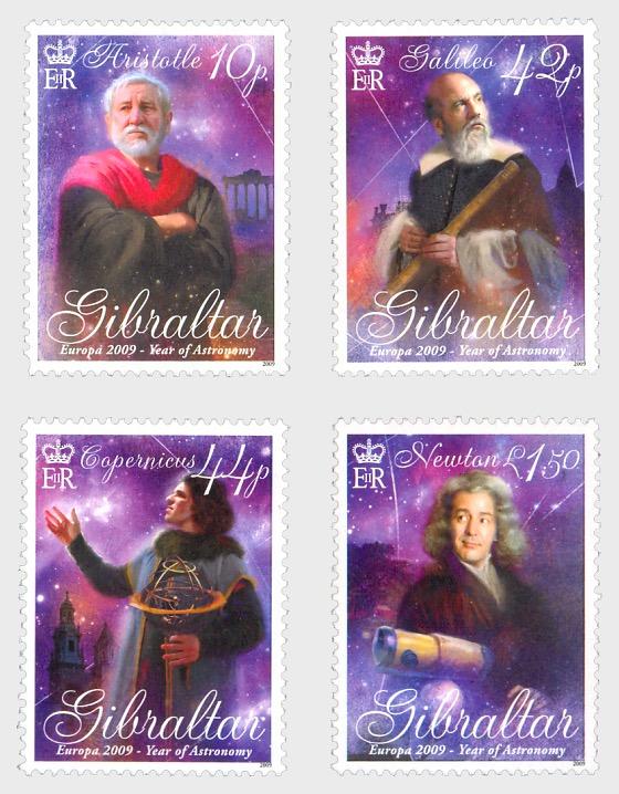 Europa 2009 ? Astronomia - Serie