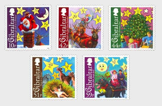 Christmas 2008 - Set