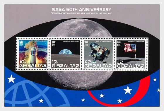 NASA 50th Anniversary - Set