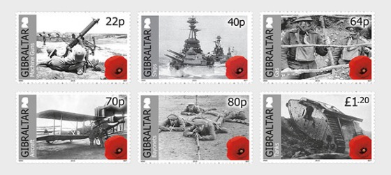 Centenary of World War I Part II - Set