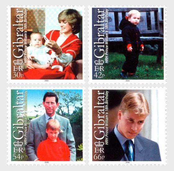 18 ° compleanno del principe William - Serie