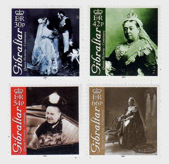 Queen Victoria Centenary - Set