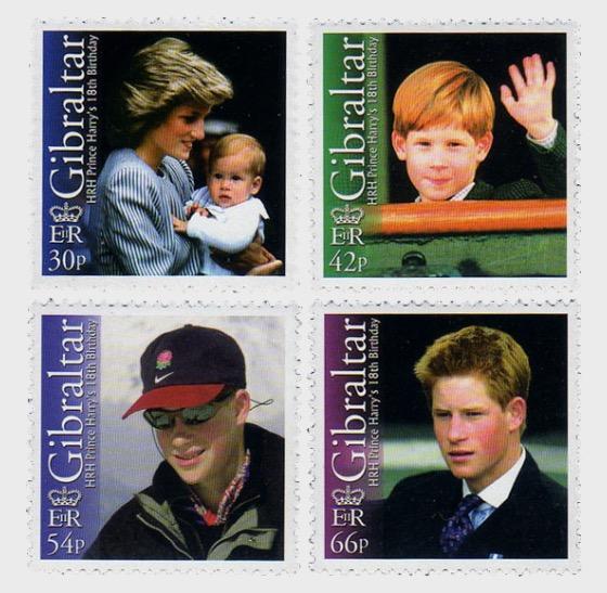 Prince Harry 18th - Set