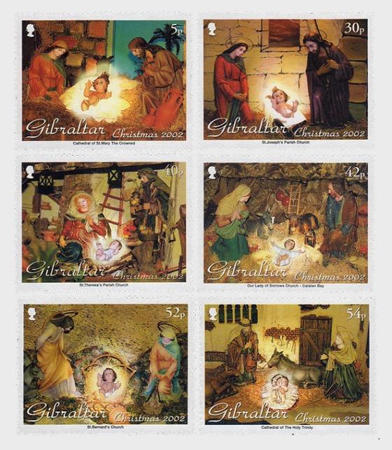 Christmas 2002 - Set