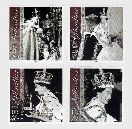 Incoronazione Regina Elisabetta - Serie