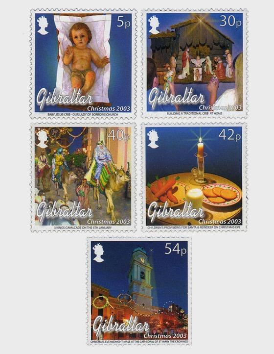 Natale 2003 'Natale a Gibilterra' - Serie