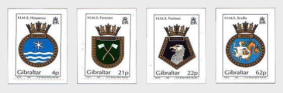 Serie Crest Navale X 1991 (prezzo di catalogo) - Serie