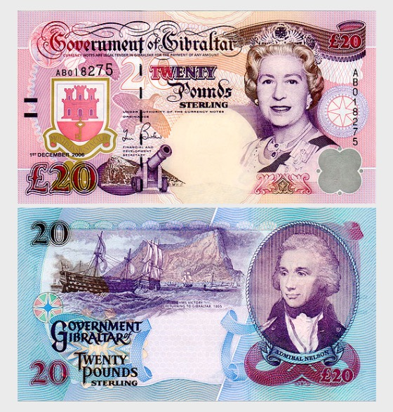 2006 £20 Banknote - Banknote