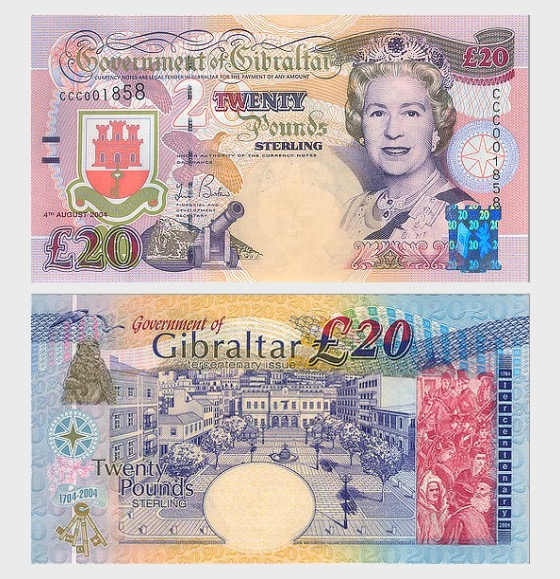 2004 £20 Banknote - Banknote
