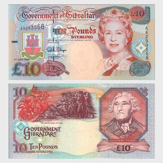 1995 £10 Banknote - Banknote
