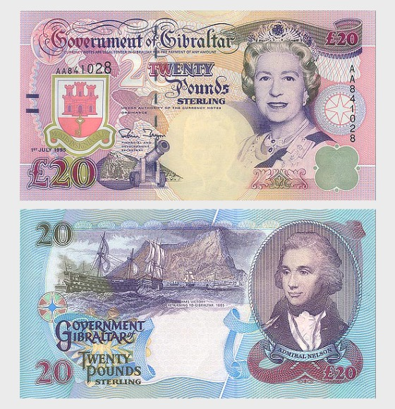 1995 £20 Banknote - Banknote